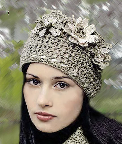 Эта необыкновенная шапка с