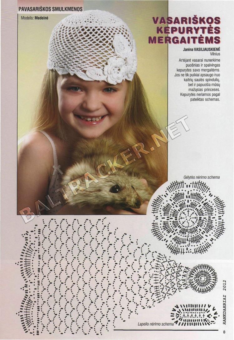 Для девочек Вязание для детей 41