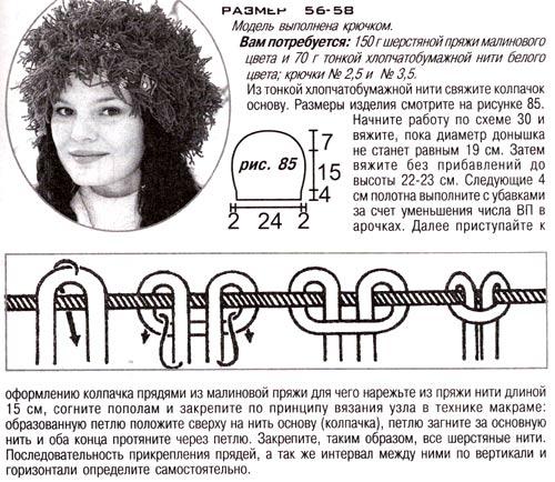 Пошаговое описание вязания свитера