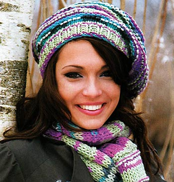 Теги. шапка спицами для девочки. модные зимние шапки. шапки норка. шапка.
