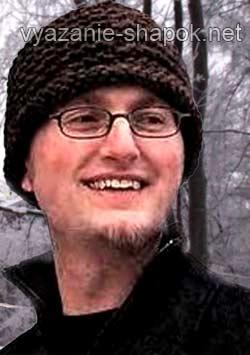 мужская шапка 2011-2012
