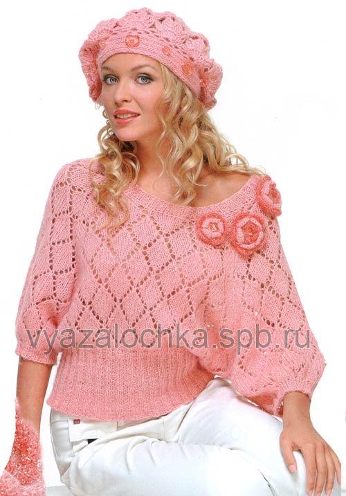 и пуловер с рукавом реглан