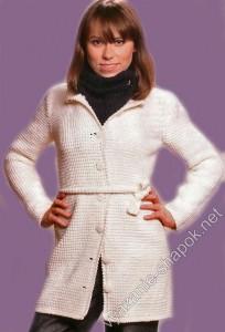 тунисское вязание модели