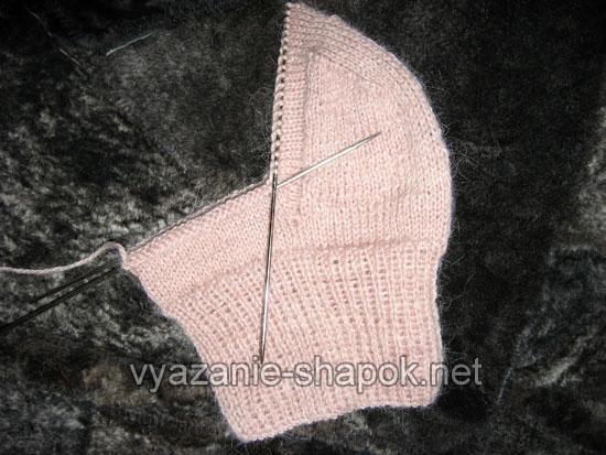 Как связать носки спицами 6