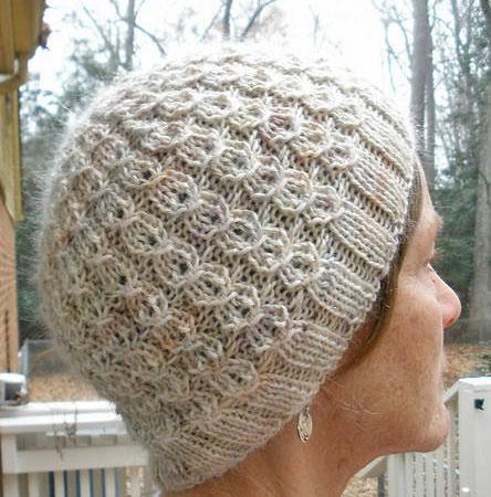 Пример готовой шапочки Трюфель